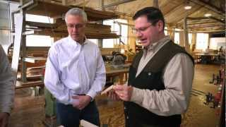 Superior Woodcraft - Tour An American Custom Woodshop