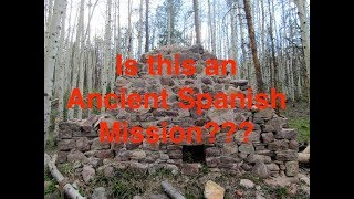 Ancient Spanish mission found hidden deep in the Uinta Mountains