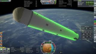 Kerbal Space Program - Part Dev - Pac-Man EDSR