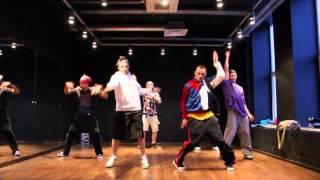 Dance rehearsal. by Igor (Garick) Rudnik