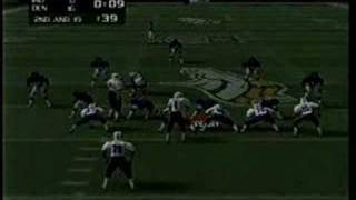 NFL Quarterback Club '98 Montage w Marv Albert and Late Hits