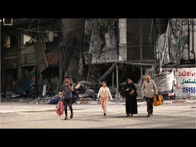 「安全な場所はない」 報復連鎖のガザ、子どもにも死者