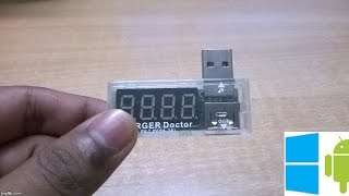156) Current/Voltage detector usb gadget unboxing(aliexpress)