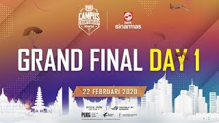 PMCC 2019 - Grand Final - Day 1