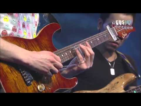 DVD Completo  Guthrie Govan na(  Korea)