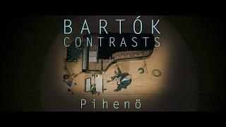 Bartók Contrasts: Pihenö, Mvt 2. Hawley, Nebel, McKiggan