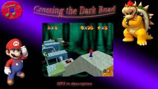 Super Mario Remix - Crossing the Dark Road [Bowser
