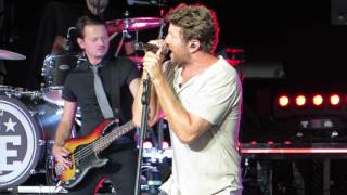 "Brett Eldredge ""Super Hero"" Live @ PNC Arts Center"
