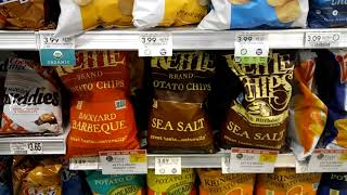 Kettle Brand Chips $1.45 A BAG