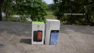 Motorola Moto g vs Asus Zenfone 5 (Indonesia)
