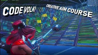 BEST AIM COURSE FORTNITE!!!
