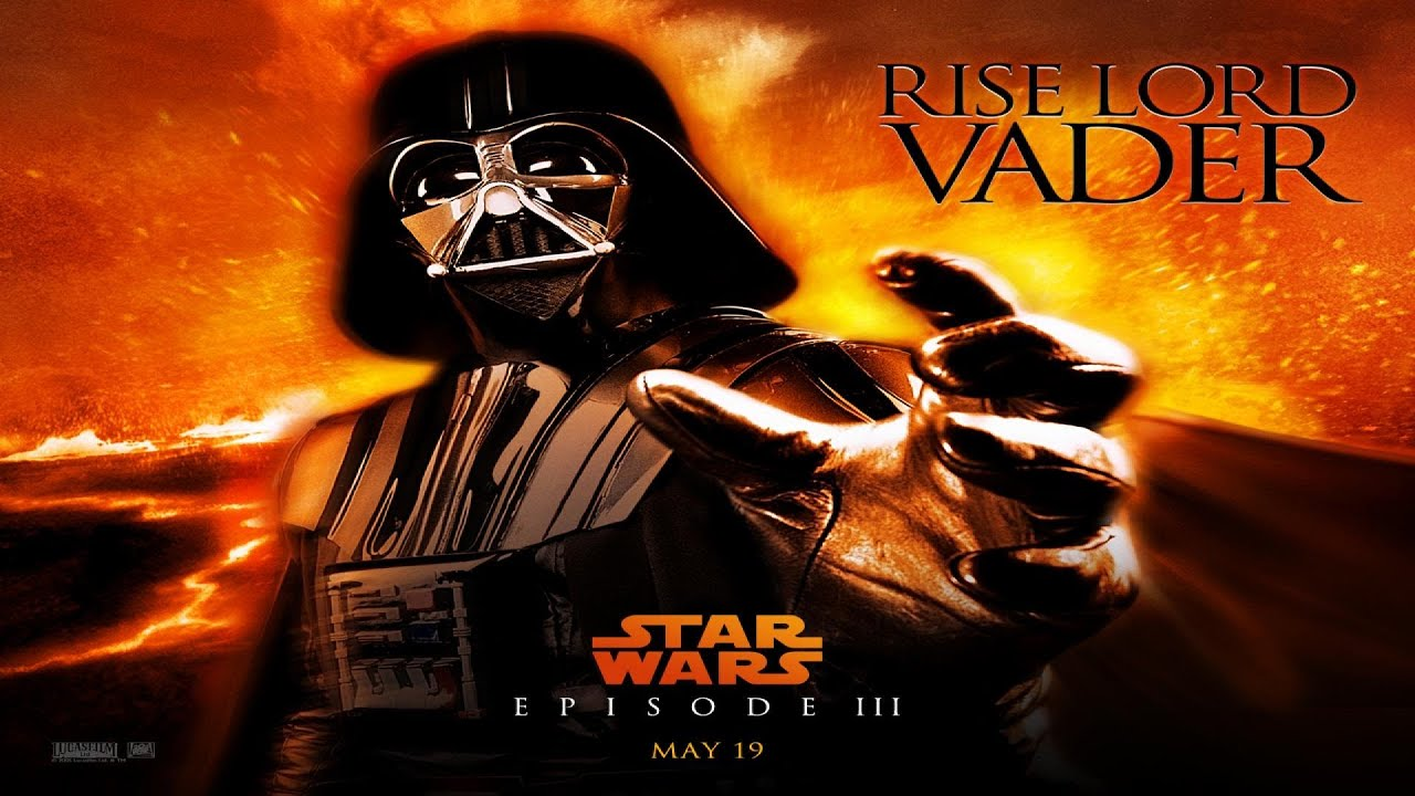Star Wars Episode Iii Revenge Of The Sith 2005 Movie Review By Jwu Youtube