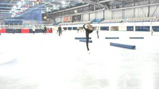 прыжок в либелу