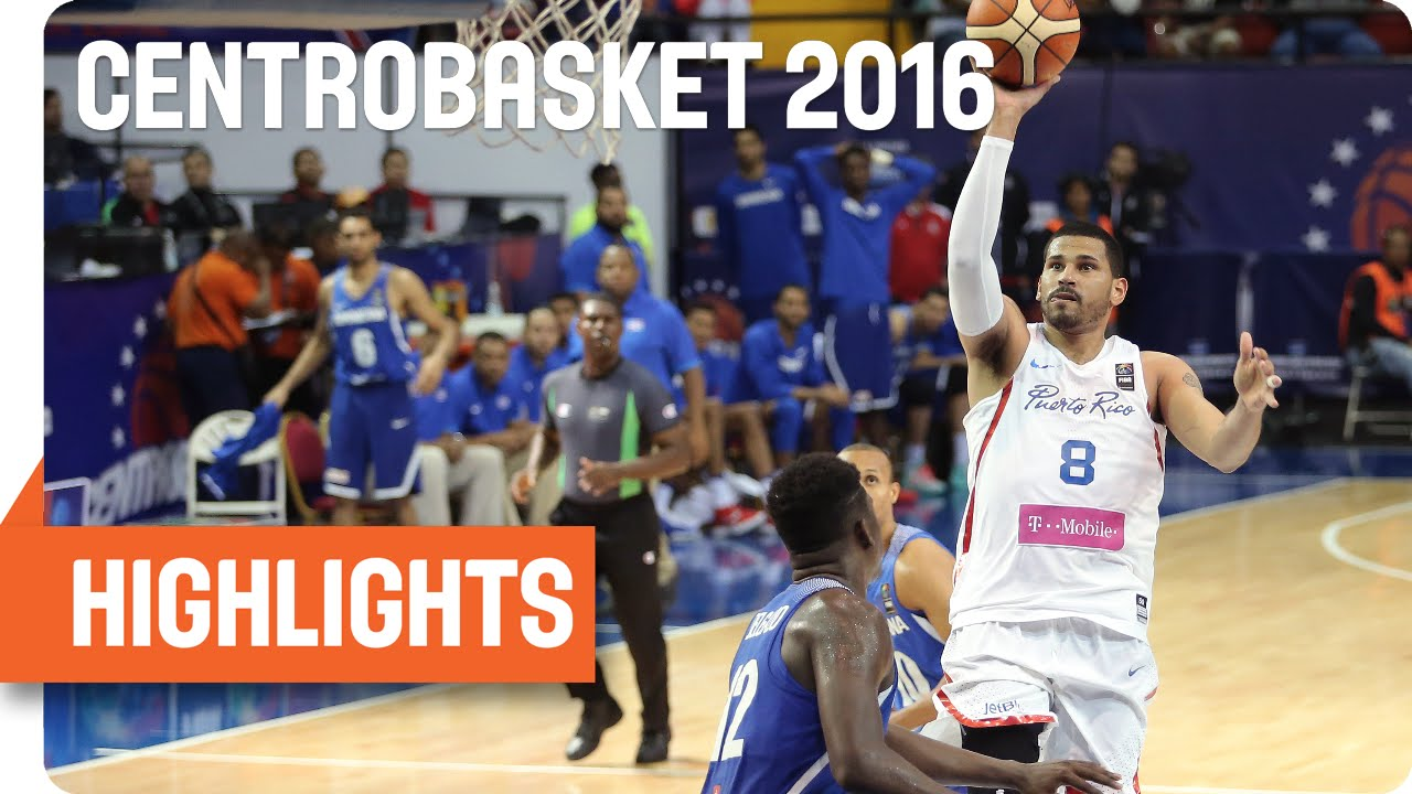 Dominican Rep. (DOM) v Puerto Rico (PUR) Highlight - Semifinal