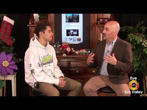 Athlete Of The Week: Mario Macias - Wood River High School