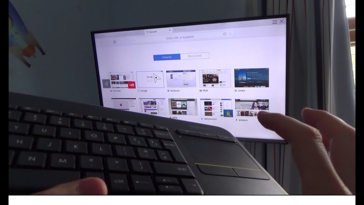 How to get the most out of your TV Web Browser