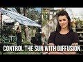 Filmmaking: How to Film With Direct Sunlight   Digital Juice 8x8 Scrim