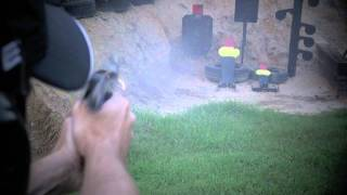 shooting the colt 1911 gold cup trophy 45 acp pistol