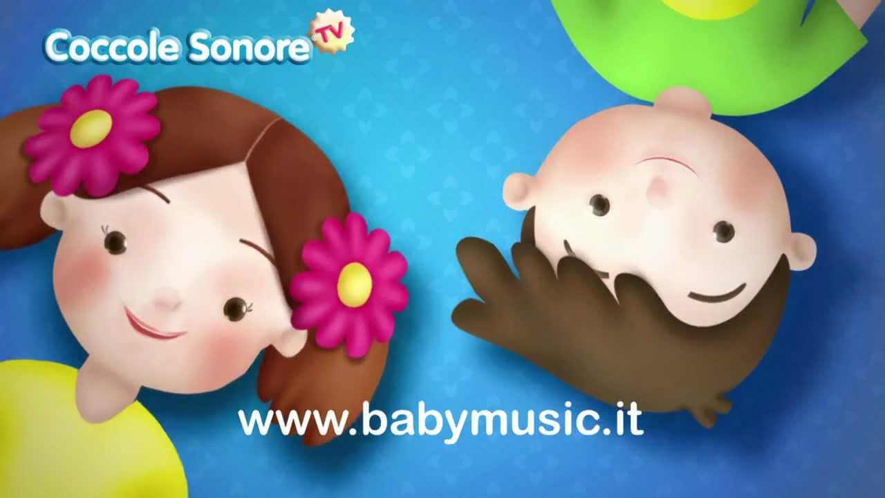 Se sei felice canzoni per bambini di coccole sonore for Canzoncini per bambini piccoli