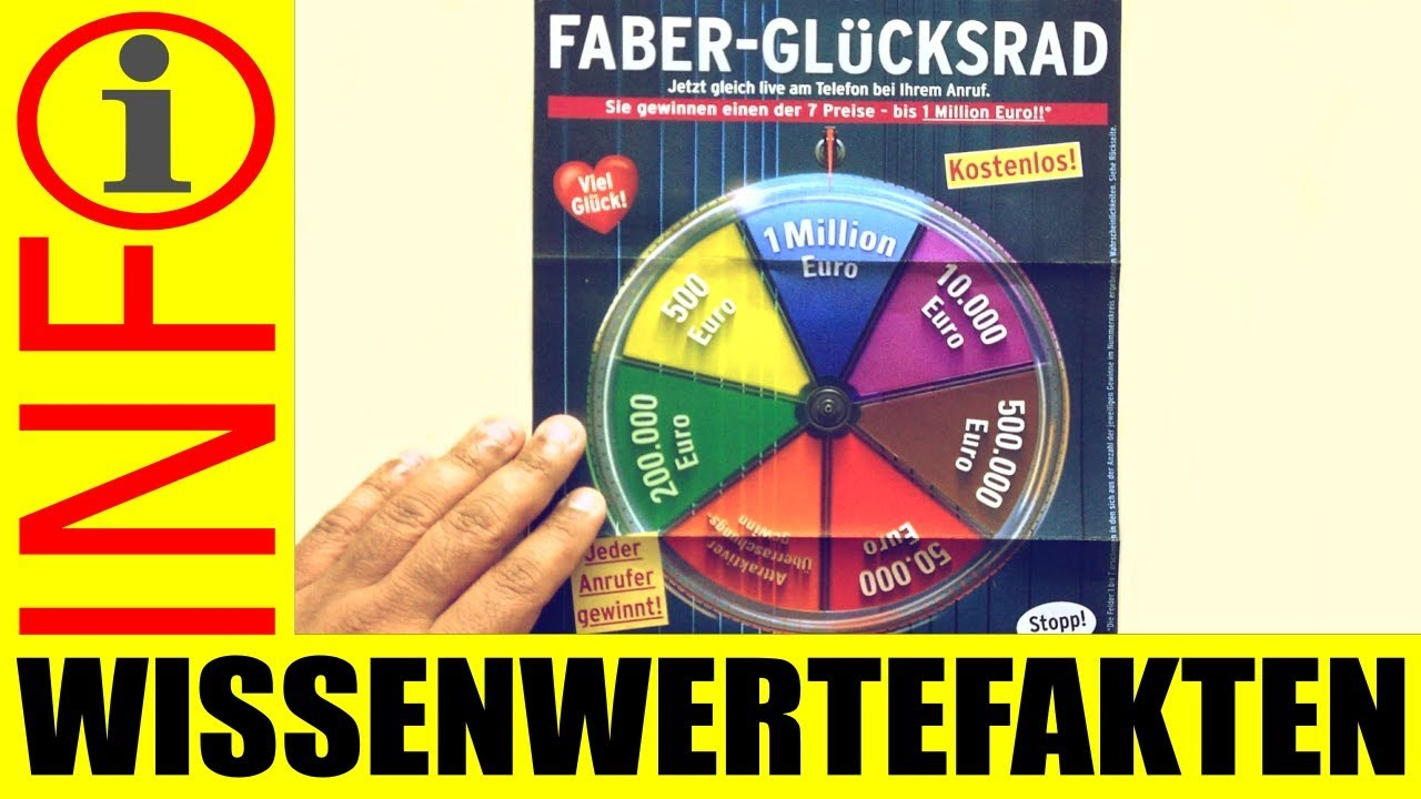 Faber Glücksrad