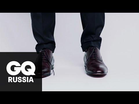 Энциклопедия GQ: как правильно завязывать шнурки