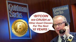 BREAKING NEWS! Goldman Sachs Executive Drops a BITCOIN BOMBSHELL! Shareholders Get XRP & BTC Taxes