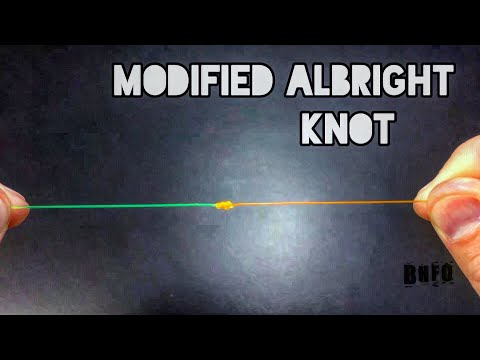 Modified Albright Knot