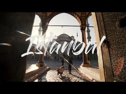 Layover in Istanbul | Turkey