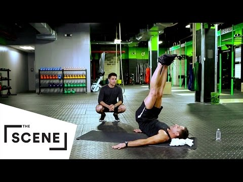 健身戰鬥營 三分鐘就能練全身!今夏男人最需要的有氧增肌法