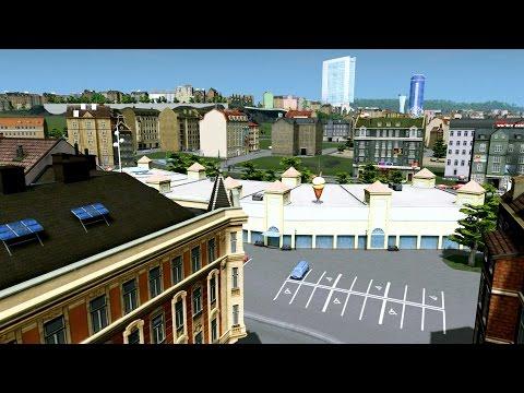 Cities Skylines Gameplay FR - Ville réaliste 19 - Quartier populaire