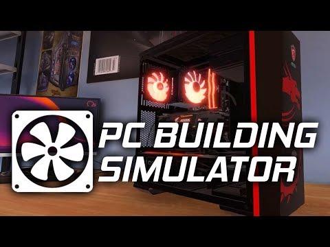 PC Building Simulator - Just Add Electricity