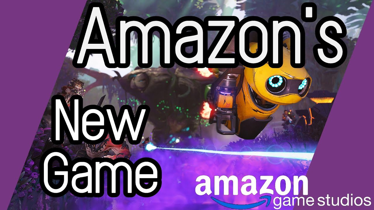 Crucible: Amazon Games Studio's Newest Title