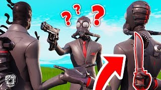 WHICH CHAOS AGENT is the KILLER?! (Fortnite Murder Mystery)