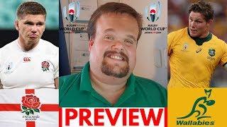 England vs Australia Predictions | Rugby World Cup Quarter Final