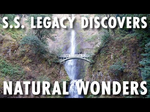 S.S. Legacy Experience: Discovering Natural Wonders ~ Un-Cruise Adventures ~ Cruise Review