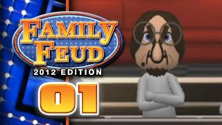 Family Feud: 2012 Edition - Part 01 (5-Player)