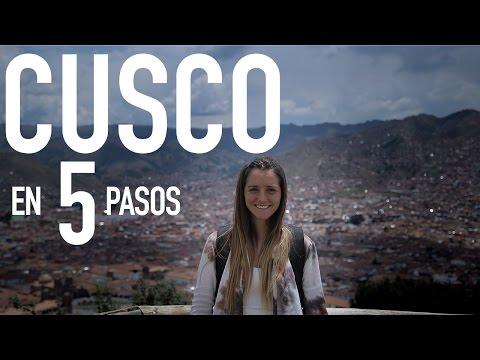 Buen viaje a Cusco - 5 pasos para conocer la ciudad de Cusco con poca plata