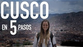 ¿Quieres conocer Cusco con bajo presupuesto?