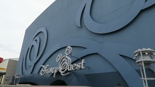 Visiting DisneyQuest Before It Closes To Play All The Arcade Games!!!