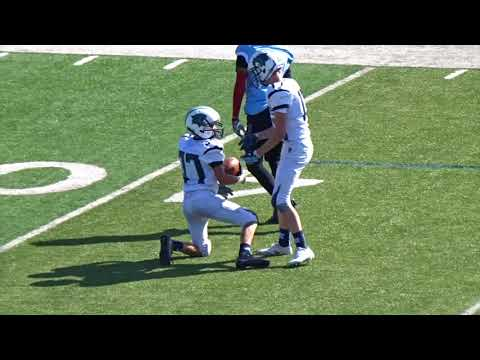Louisville Leopard Vs  Alliance Aviators JV Football Highlights 9 23 2017