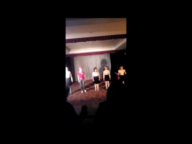"""Изображение предпросмотра прочтения – «Театр """"Валяшки"""" средние» представляют видеоролик кпроизведению «А что у вас?» С.В.Михалкова"""