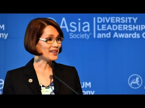Philippine Transgender Congresswoman Addresses Diversity Leadership Forum (Complete)
