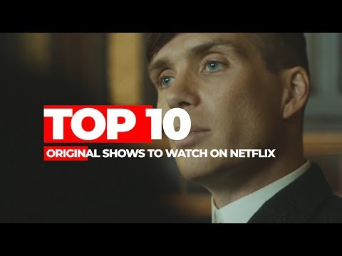TOP 10 BEST NETFLIX SHOWS TO WATCH 2020 | VVIP