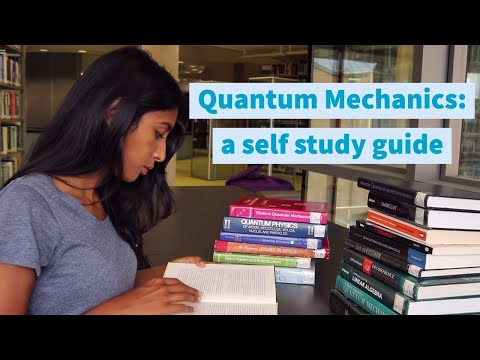 How to learn Quantum Mechanics on your own (a self-study guide)