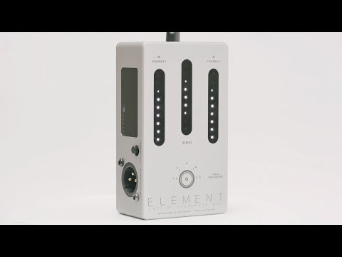 Element: Headphone Amp · Cabsim