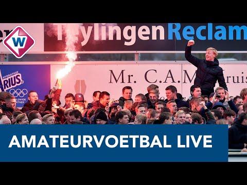 LIVE | Amateurvoetbalkraker Quick Boys - Noordwijk - OMROEP WEST SPORT