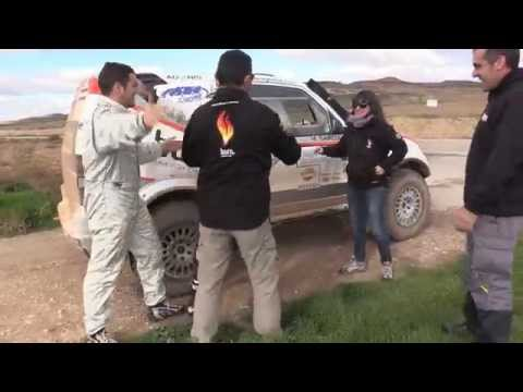 Rallye TT de Guadalajara 2014. Making Of Team Gpr Sport