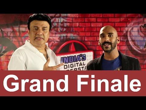 India's Digital Superstar – Grand Finale with Anu Malik