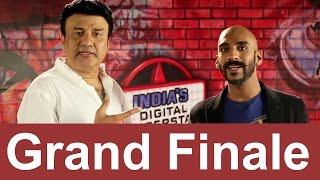 India's Digital Superstar – Grand Finale with Anu Malik
