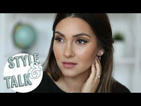 Wie finde ich meinen Stil?   STYLE & TALK   Frühlingslook mit YSL Beauty   madametamtam